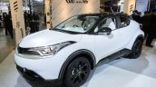 Toyota C-HR Style Wb front three quarter unveiled