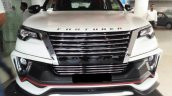 Toyota Fortuner front with Nippon body kit
