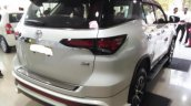 Toyota Fortuner with Nippon body kit rear quarter