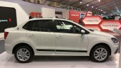 VW Ameo Crest right side at Autocar Performance Show 2017