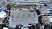 VW Ameo TDI DSG (AT) engine bay Review