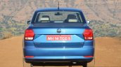 VW Ameo TDI DSG (AT) rear Review