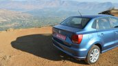 VW Ameo TDI DSG (AT) rear-end Review