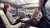 VW I.D. Buzz concept cabin