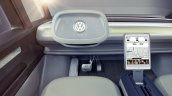 VW I.D. Buzz concept dashboard