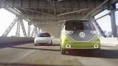 VW I.D. Buzz concept front