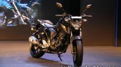 Yamaha FZ 25 front three quarter launch