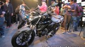 Yamaha FZ 25 front three quarter left side
