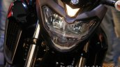 Yamaha FZ 25 headlamp with suspension