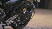 Yamaha FZ 25 saree guard