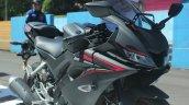 Yamaha R15 v3.0 matte black front nose