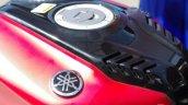 Yamaha R15 v3.0 matte red fuel tank