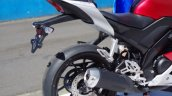Yamaha R15 v3.0 matte red tail section