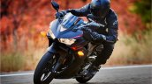Yamaha R3 ABS black motion front