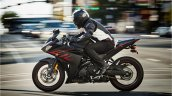 Yamaha R3 ABS black motion side