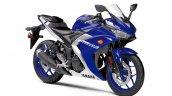 Yamaha R3 non ABS blue