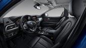 2017 BMW 1 Series Sedan front seats