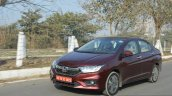 2017 Honda City ZX (facelift) dynamic First Drive Review