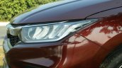 2017 Honda City ZX (facelift) headlamp First Drive Review
