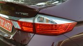 2017 Honda City ZX (facelift) taillamp First Drive Review