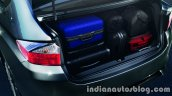 2017 Honda City (facelift) boot press image