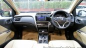 2017 Honda City (facelift) dashboard high-res