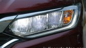 2017 Honda City (facelift) headlamp on high-res