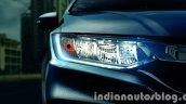2017 Honda City (facelift) headlamp press image