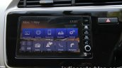 2017 Honda City (facelift) infotainment system high-res