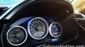 2017 Honda City (facelift) instrument panel