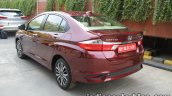 2017 Honda City (facelift) rear three quarters high-res