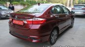 2017 Honda City (facelift) rear three quarters right side high-res