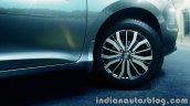 2017 Honda City (facelift) wheel press image