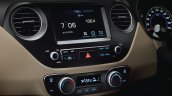 2017 Hyundai Grand i10 (facelift) center console press image