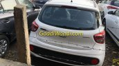 2017 Hyundai Grand i10 (facelift) rear spied