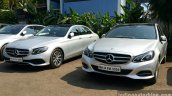2017 Mercedes E Class (LWB) vs old E Class First Drive Review
