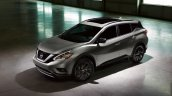 2017 Nissan Murano Midnight Edition front three quarters