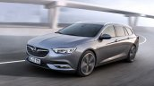 2017 Opel Insignia Sport Tourer front three quarters in motion