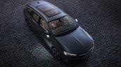 2017 Opel Insignia Sport Tourer front three quarters top view