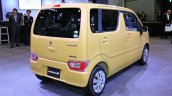 2017 Suzuki Wagon R Hybrid FX rear three quarters