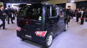 2017 Suzuki Wagon R Hybrid FZ rear three quarters