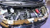 2017 Suzuki Wagon R Stingray Hybrid T engine