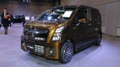 2017 Suzuki Wagon R Stingray Hybrid T front three quarters