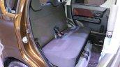 2017 Suzuki Wagon R Stingray Hybrid T rear seats