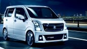 2017 Suzuki Wagon R Stingray front three quarters right side