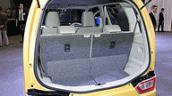 2017 Suzuki Wagon R boot