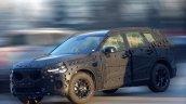 2017 Volvo XC60 front three quarters spy shot