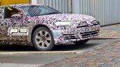2018 Audi A8 spy shot Copenhagen