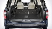 2018 Ford Expedition rear seats folded