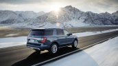 2018 Ford Expedition rear three quarters